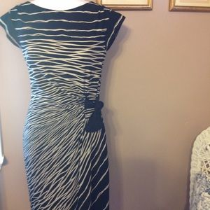 Gabby Skye fitted dress.